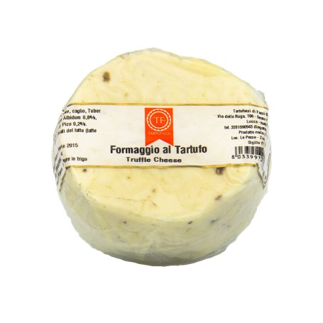 Fresh Cheese with Truffle