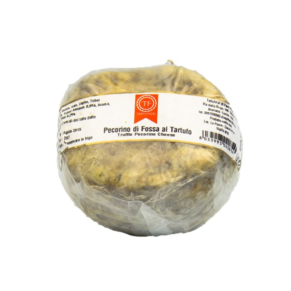 Pecorino Pit Cheese with Truffle
