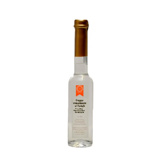 Grappa Liqueur with Truffle