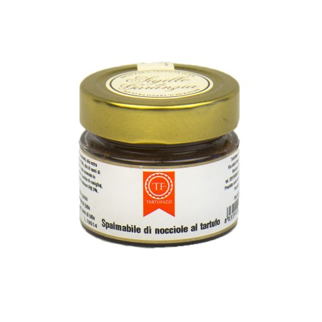 Hazelnut and Truffle Spread Cream 100 gr.