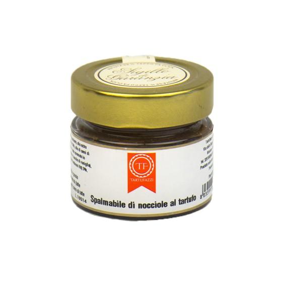 Hazelnut and Truffle Spread Cream