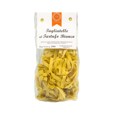 Egg Tagliatelle with White Truffle 250 gr