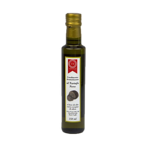 Extra Virgin Olive Oil flavoured with Black Truffle