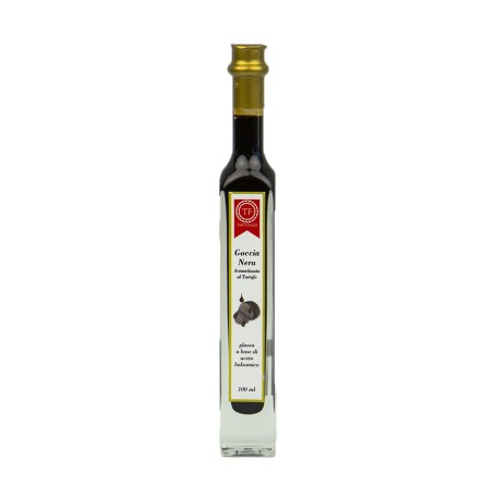 Balsamic Vinegar Black Glaze flavoured with Truffle