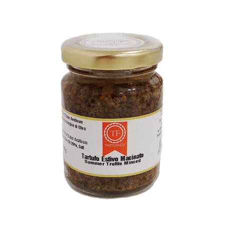 Minced Summer Truffle 90 gr.