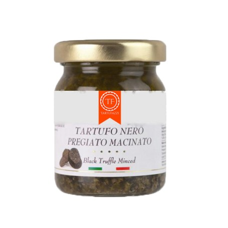 Select Black Truffle Minced 50 gr.