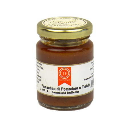 Truffle and Tomato Spicy Sauce